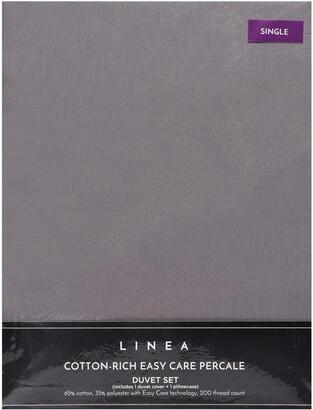 Linea Cotton Rich Duvet Set