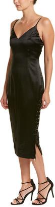 Misha Collection Slip Dress