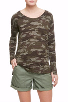 Sanctuary Renee Printed Camo