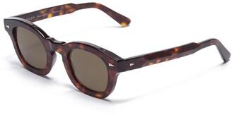 AHLEM Le Marais Light Turtle Sunglasses