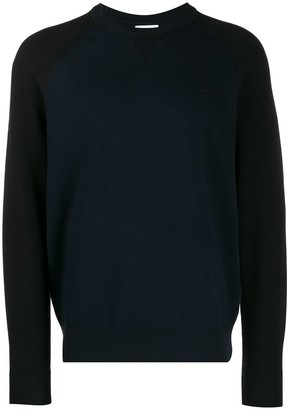 Calvin Klein Colourblock Panel Jumper