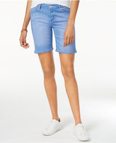 Celebrity Pink Juniors' Mid-Rise Bermuda Shorts