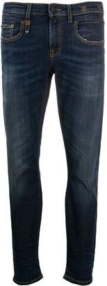 R 13 Boy mid-rise skinny jeans