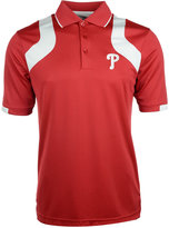Antigua Men's Short-Sleeve Philadelphia Phillies Fusion Polo