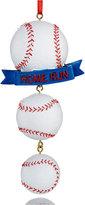 Holiday Lane Baseball Home Run Ornament
