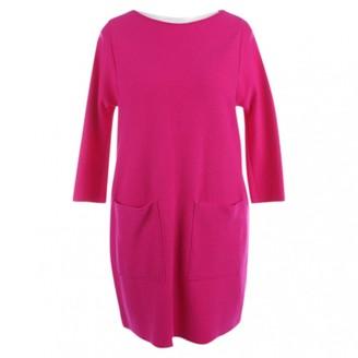 Harris Wharf London Red Wool Dress for Women
