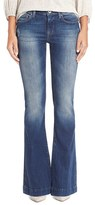 Mavi Jeans Women's 'Peace' Stretch Flare Leg Jeans
