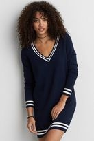 American Eagle Outfitters AE Tipped Sweater Dress
