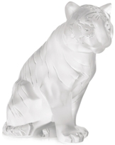 Lalique Small Tiger Figurine