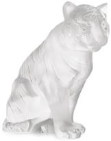 Lalique Small Tiger Figurine