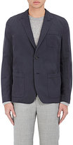 Vince Men's Unstructured Two-Button Sportcoat-Navy