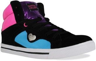 Gotta Flurt Confused Plasma Hi Women's Sneakers