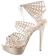 Charlotte Olympia Caught In Charlottes Web Sandals