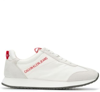 Calvin Klein Jeans Panelled Running Sneakers