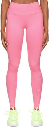 Nike Pink Epic Luxe Leggings