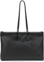 Thumbnail for your product : Bottega Veneta Intrecciato Large leather tote