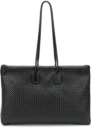 Bottega Veneta Intrecciato Large leather tote