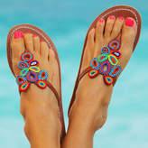 Aspiga Mia Multi Beaded Sandal