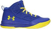 Under Armour Boys' Grade School Jet Mid Basketball Shoes