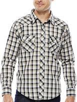 Wrangler Long-Sleeve Western Woven Shirt
