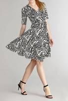 Donna Morgan Meghan Jersey Dress