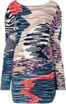 Missoni sweater dress