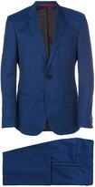 HUGO BOSS classic formal suit - men - Viscose/Virgin Wool - 48