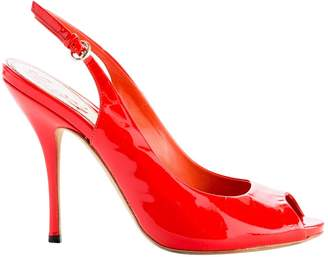 Gucci \N Red Patent leather High Heel