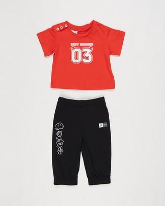 adidas Disney T-Shirt & Pants Set - Babies-Kids