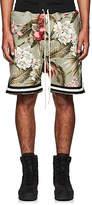 Fear Of God Men's Floral Cotton Drop-Rise Shorts