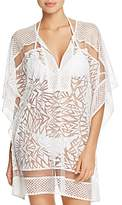 Parker Palm Dress Swim Cover-Up