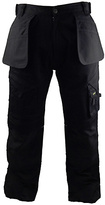 Stanley Colorado Men's Black Trouser - 33 to 36 inch