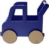 Manny And Simon Truck Push Cart, Bright Navy