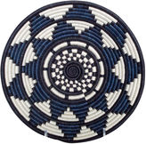 All Across Africa 12 Thousand Hills Basket, Indigo