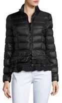 Tahari Layered Puffer Jacket