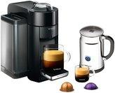 Nespresso VertuoLine Evoluo Deluxe Coffee & Espresso Maker with Aeroccino Plus Milk Frother - Black