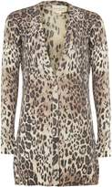 Damsel in a Dress Leopard Print Cardigan