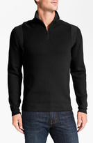 Swiss Army Victorinox 'Traveler' Quarter Zip Sweater
