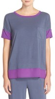DKNY Women's Stretch Modal Lounge Tee