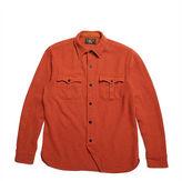 Ralph Lauren RRL Wool-Blend Twill Workshirt