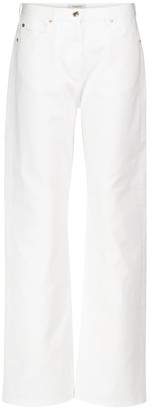 Valentino VGOLD wide-leg jeans