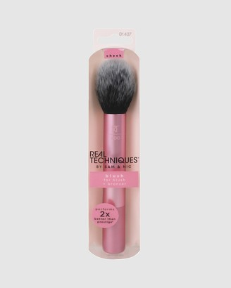 Real Techniques Women's Blush - Blush Brush - Size One Size at The Iconic