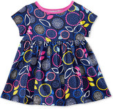 First Impressions Floral-Print Babydoll Tunic, Baby Girls (0-24 months), Only at Macy's
