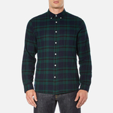 Edwin Standard Shirt Black Watch Tartan