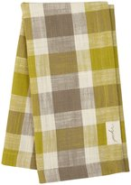 Pehr Designs Slubby Cotton Tea Towel, Grey/Citron - Grey/Citron