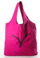 Missoni Pink Canvas Aries Large Tote Handbag