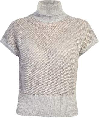 Brunello Cucinelli Short Sleeves Sweater