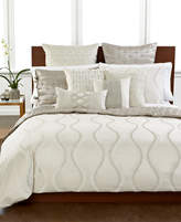 Hotel Collection Finest Luster Queen Duvet Cover