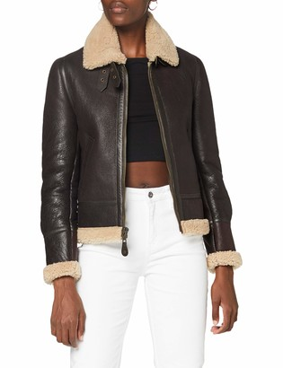 Schott NYC Women's Lcw1257 Leather Jacket