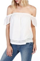 Paige Women's Beatrice Off The Shoulder Top